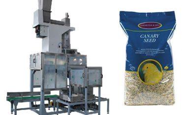 20kg hạt giống mở miệng đóng bao & túi điền cân