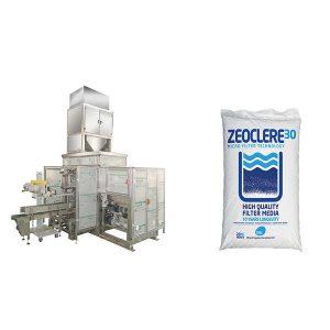 20kg Zeolite Big Bag Máy đóng gói với niêm phong máy