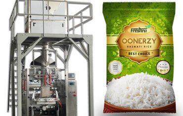 Máy đóng gói gạo tự động 1kg-5kg