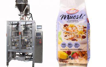 máy đóng gói bột thực phẩm tự động