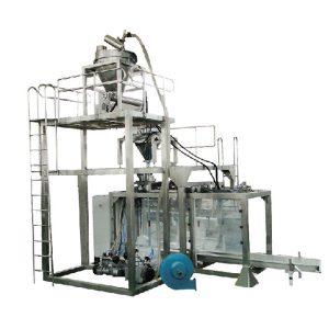 Máy đóng gói bột tự động lớn Máy đóng gói bột sữa