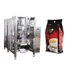 Máy đóng gói máy đóng gói cà phê Quad