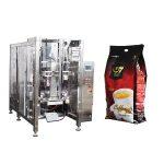 cà phê quad túi hình thức điền con dấu máy đóng gói
