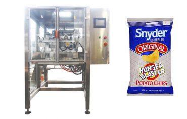 liên tục chuyển động dọc snack thực phẩm hạt máy đóng gói