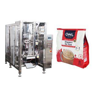 Máy đóng gói bột cà phê tự động Degassing Van