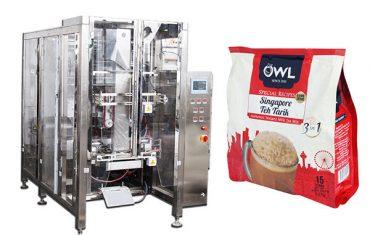 degassing van tự động máy đóng gói bột cà phê