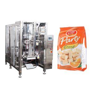 Máy đóng gói bao bì thực phẩm tự động hoàn toàn Quad