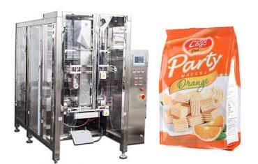 đầy đủ tự động thực phẩm quad seal bag máy đóng gói