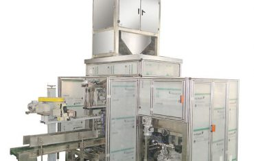 Automatic bagging machine for 25kg granule product