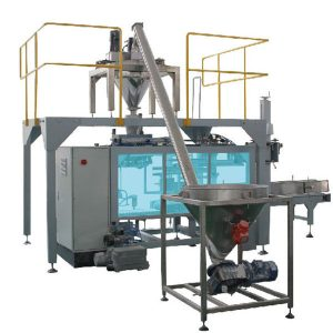 Máy đóng gói túi dệt tự động ZTCP-25L cho bột
