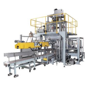 Máy đóng gói bao bì bột tự động ZTCP-50P tự động