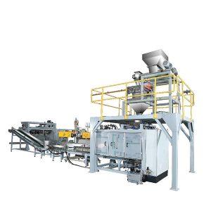 Máy đóng gói túi dệt tự động ZTCP-50P cho bột